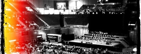 Madrid Arena is one of Resumen 2011.