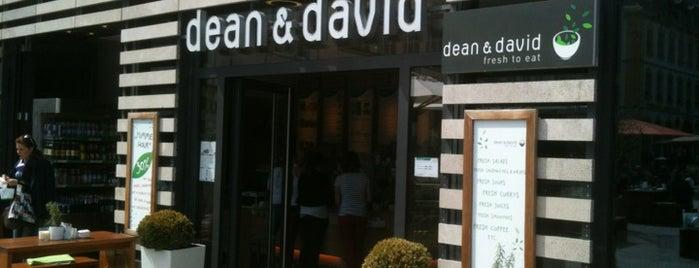 dean&david is one of Go Veggie!.