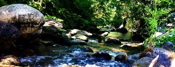 Lithia Park is one of West Coast Road Trip.