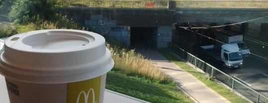 McDonald's is one of Lugares favoritos de 🎀Valeriya:*👠💋.