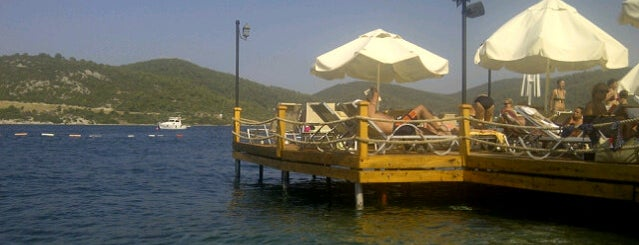 Karianda Beach is one of Bodrum.
