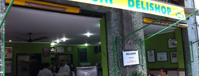 Shoshi Delishop is one of Centro de São Paulo.
