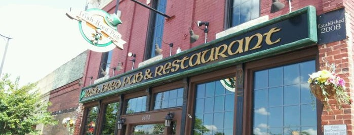 Irish Bred Pub is one of Gillianさんのお気に入りスポット.