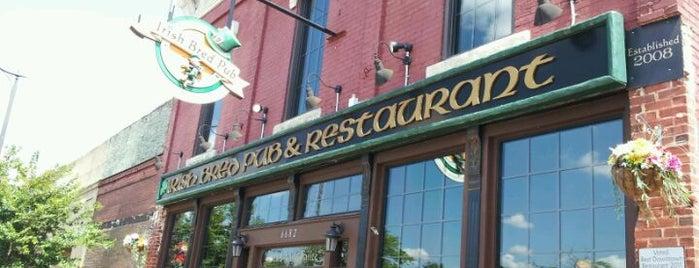 Irish Bred Pub is one of Orte, die Gillian gefallen.