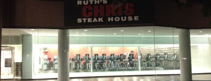 Ruth's Chris Steak House is one of Arlington.