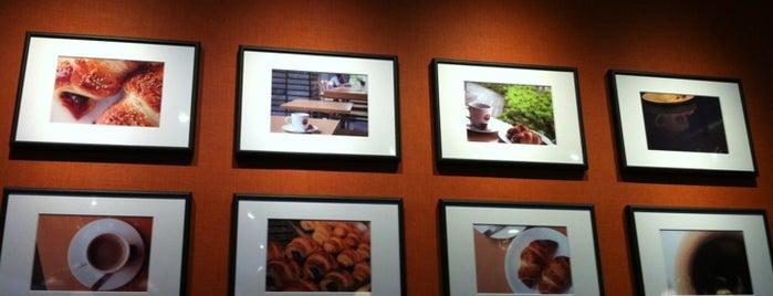 St. Marc Café is one of Yuka'nın Beğendiği Mekanlar.
