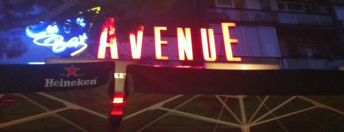 Avenue is one of Orte, die Figen gefallen.