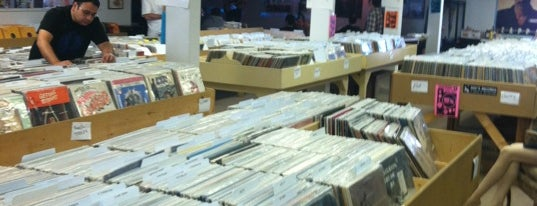Doc's Records & Vintage is one of dfw.
