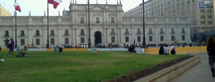 Plaza de la Constitución is one of Santiago.