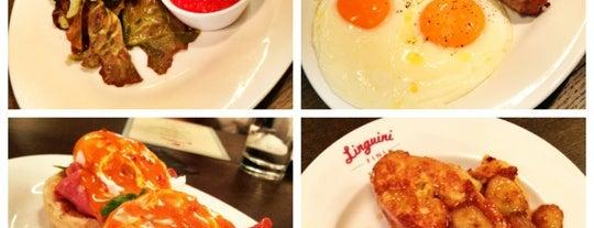 Linguini Fini is one of Eats: Hong Kong (香港美食).