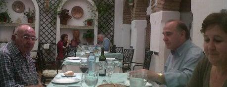 Restaurante El Churrasco is one of where to eat in cordoba spain.
