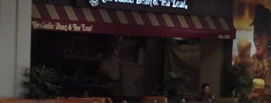 The Coffee Bean & Tea Leaf is one of Posti che sono piaciuti a Cagla.