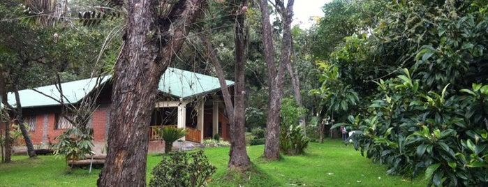Jardín Botánico Reinaldo Espinosa is one of Ecuador.