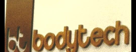 Bodytech is one of Tempat yang Disimpan Tatiana.
