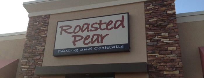 Roasted Pear is one of Healthy Spots.