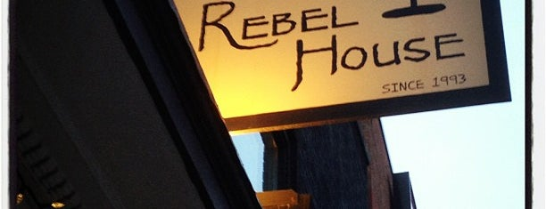 Rebel House is one of Toronto's Best Specialty Beer Bars.