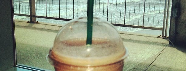 Starbucks is one of East USA.