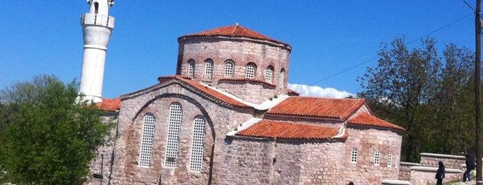 Vize Ayasofya is one of Tarihi Yerler-Müzeler.