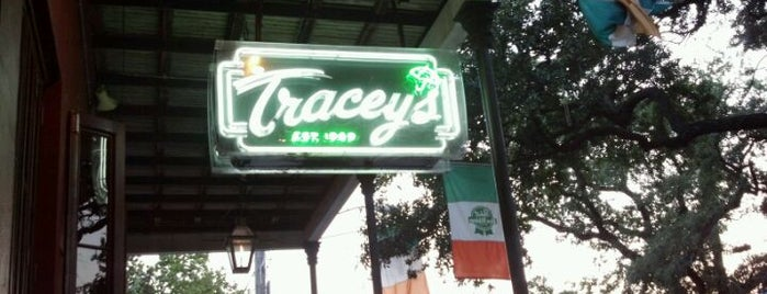 Tracey's is one of City of New Orleans.