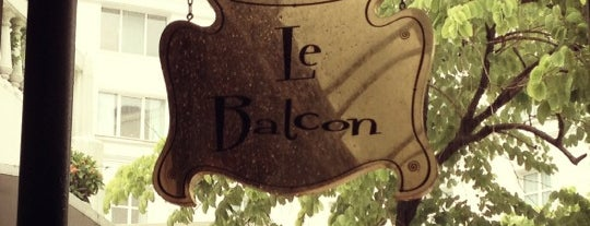 Le Balcon Cafe is one of Gambling Emporium.