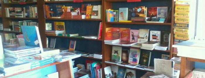 Livraria Navegar is one of Luís Antônio : понравившиеся места.