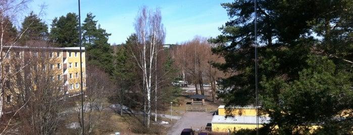 Kortepohja is one of Jyväskylän kaupunginosat.