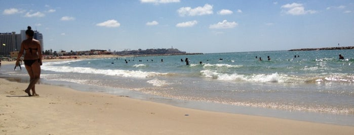 Jerusalem Beach is one of Tel Aviv Places.