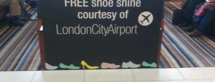 Departure Lounge is one of London.