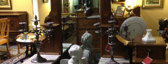 Heritage Square Antique Mall is one of Ohio with JetSetCD.