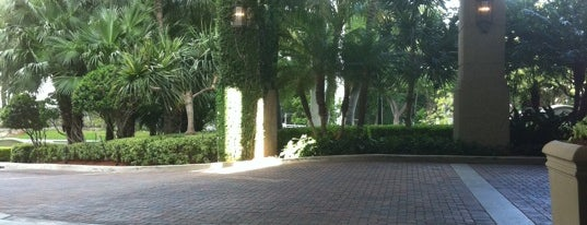 The Ritz-Carlton Coconut Grove, Miami is one of สถานที่ที่ Carolyn ถูกใจ.
