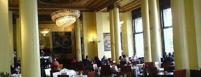Cafetería La Pecera is one of 30 cafés con encanto en Madrid.