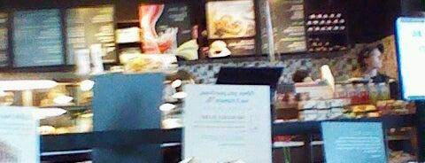 Starbucks is one of Katy 님이 좋아한 장소.