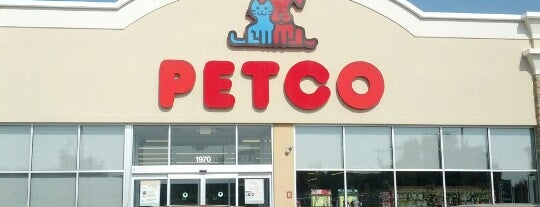 Petco is one of Frequent Flyer Miles.