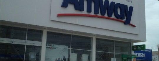 Amway shop สุพรรณบุรี is one of •S u p h a n b u r i•.