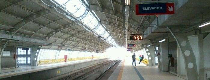 Trensurb - Estação Rio dos Sinos is one of Estações Trensurb.