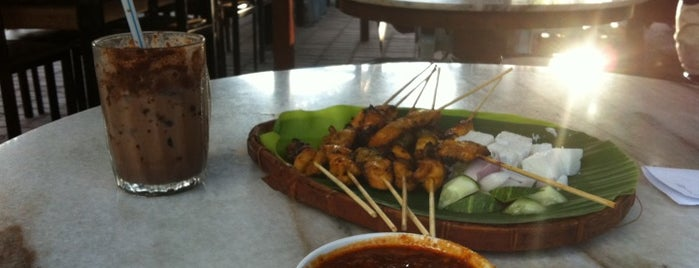 Satay Station is one of AJ's™さんの保存済みスポット.