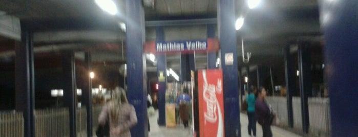 Trensurb - Estação Mathias Velho is one of Estações Trensurb.
