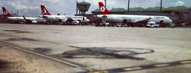 Estambul Aeropuerto Ataturk (ISL) is one of Istanbul City Guide.