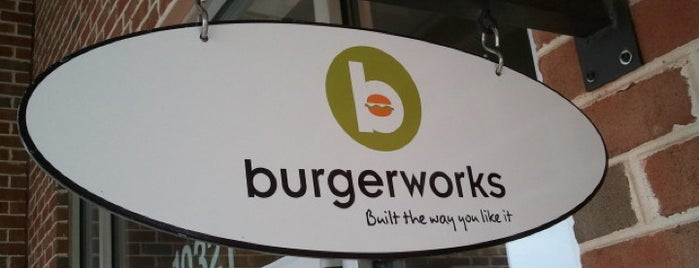 Burgerworks is one of Restaurants & Bars To Go Back To.