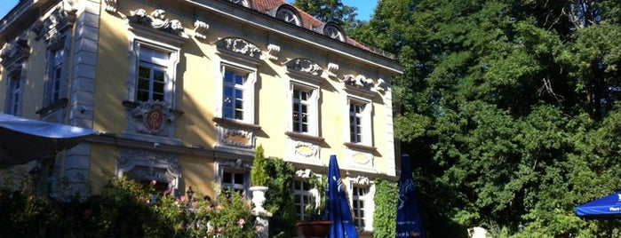 La Villa im Bamberger Haus is one of Munich - Restaurants.