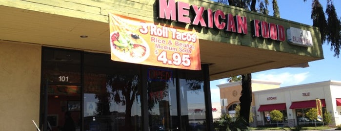 Palomino's Mexican and Seafood is one of San Diego: Taco Shops & Mexican Food.