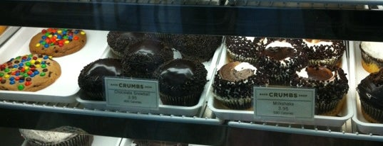 Crumbs Bake Shop is one of More SWEET STUFF.