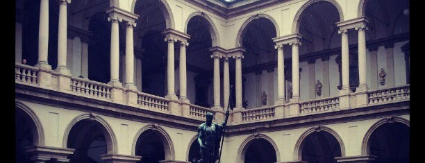 Pinacoteca di Brera is one of Where to go in Italy.