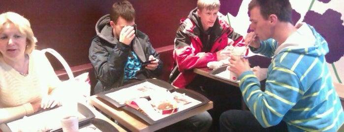 McDonald's is one of خورخ دانيالさんのお気に入りスポット.