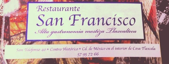 Restaurante San francisco is one of Alineさんの保存済みスポット.
