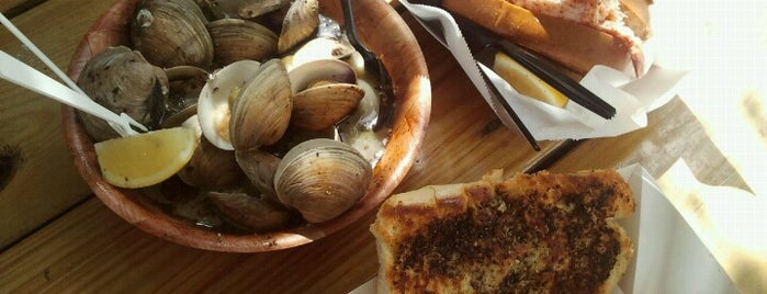 D.J.'s Clam Shack is one of Keys Dining, Desserting and Fun.