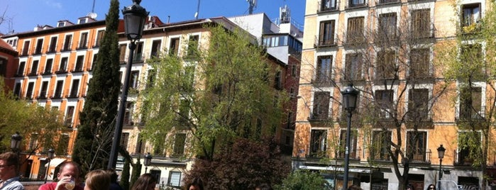 Plaza del Dos de Mayo is one of The Best Of Madrid.