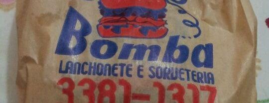 Alô Bomba is one of Rafael'in Beğendiği Mekanlar.
