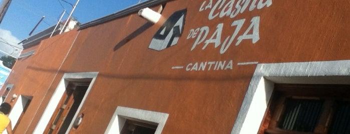 La Casita de Paja is one of Bares.