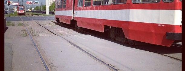 Трамвай №48 is one of Lugares favoritos de Stanislav.